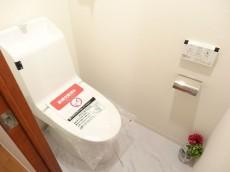 スターロワイヤル南大井 トイレ