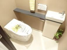 サンウッド尾山台 タンクレストイレ