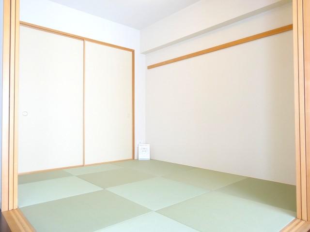 サンウッド尾山台 和室約5.1帖