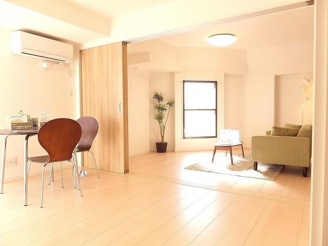 パールハイツ大塚 LDK+洋室