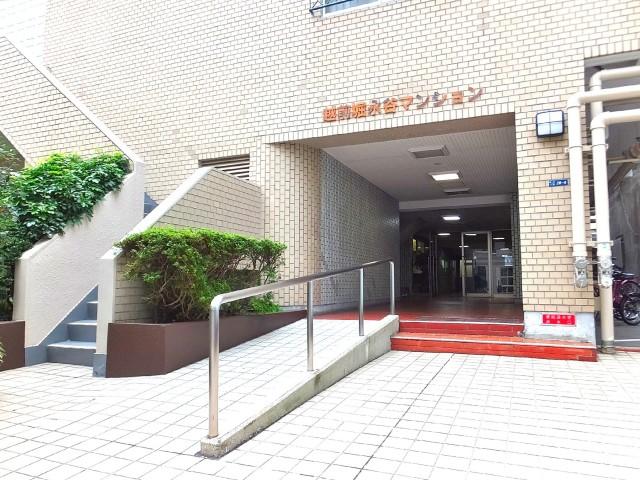 越前堀永谷マンション エントランス