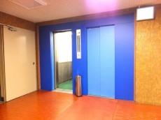 越前堀永谷マンション エレベーターは2基