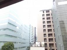 セブンスターマンション第二日本橋 バルコニー眺望