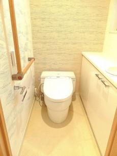 市谷逢坂ハウス トイレ