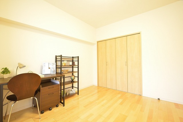 フジタ関口マンション 6.1帖のベッドルーム 501