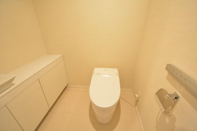 藤和シティコープ音羽 トイレ