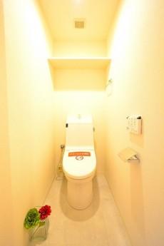 フジタ関口マンション トイレ 501
