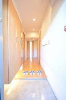 フジタ関口マンション 玄関ホール