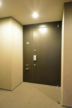 赤城神社・パークコート神楽坂 玄関ドア