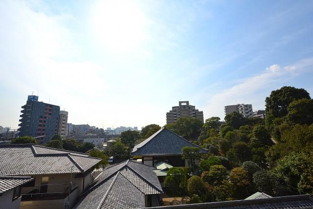 エクセルハイツ大井仙台坂 眺望