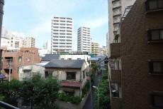 大井町ハウス 玄関前の眺望