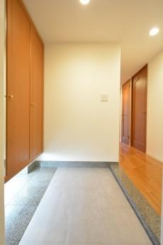 高田馬場パークハウス弐番館 玄関ホール