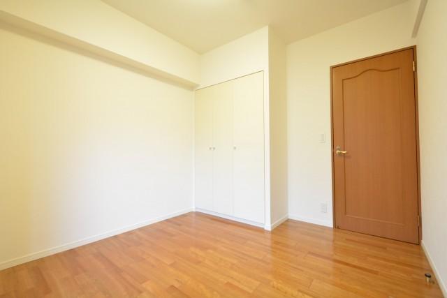 高田馬場パークハウス弐番館 6.0帖のベッドルーム
