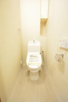 高田馬場パークハウス弐番館 トイレ