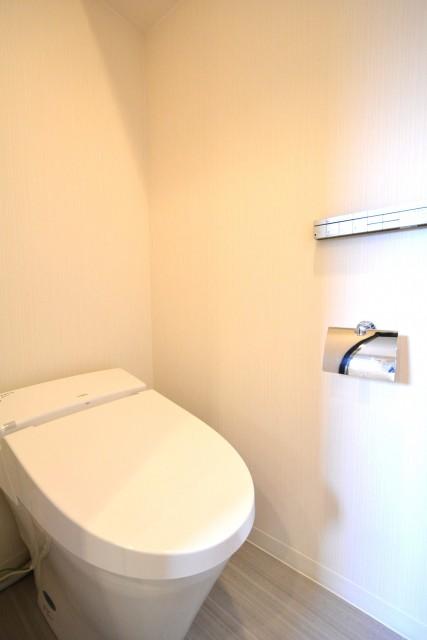 メガロン御殿山 トイレ