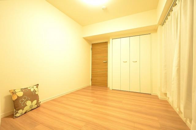 青葉台ハイツ 4.4帖のベッドルーム