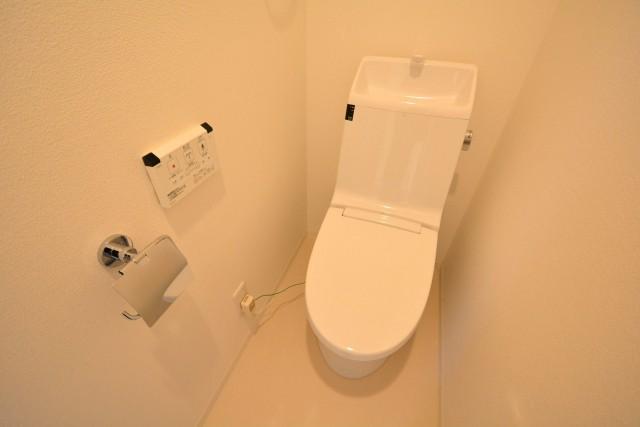 アメニティ大塚 トイレ