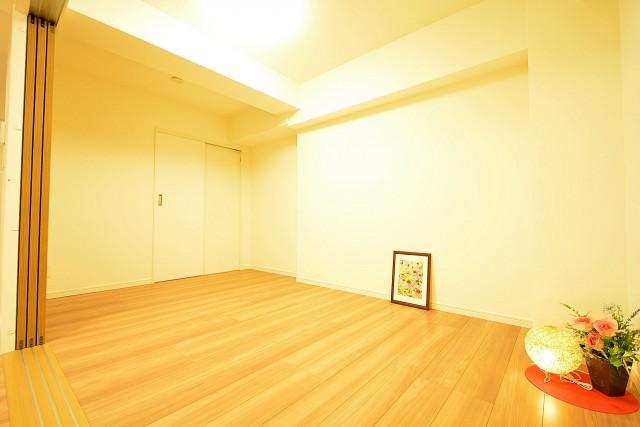 青葉台ハイツ 15.0帖のベッドルーム