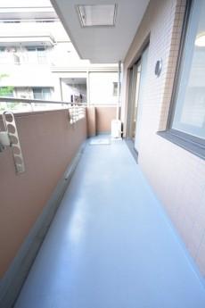 高田馬場パークハウス弐番館 バルコニー