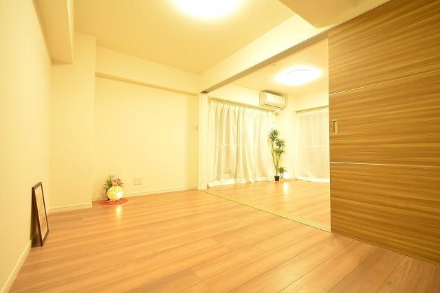 青葉台ハイツ 5.0帖のベッドルーム