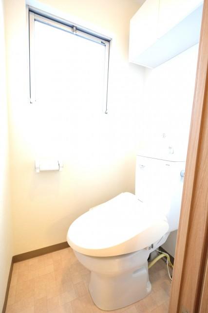ハラダ面影橋マンション トイレ