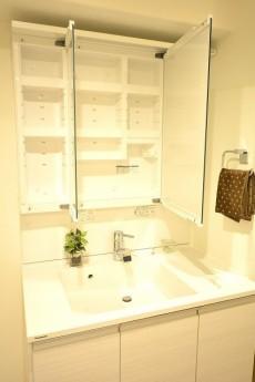 大森海岸パークハウス 洗面化粧台