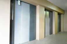大森海岸パークハウス エレベーターは3基