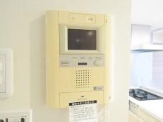 大森海岸パークハウス TVモニター付きインターホン