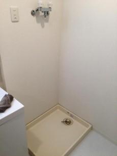 シーアイマンション駒場 洗濯機置場