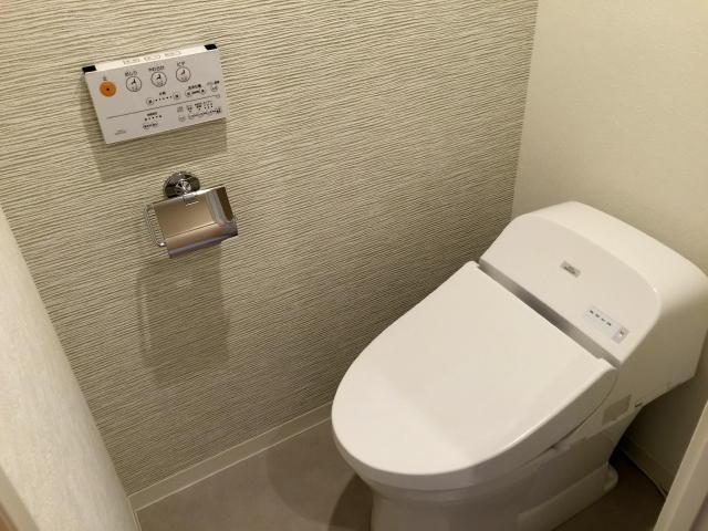 給田南住宅 トイレ