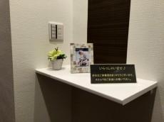 上北沢ハイネスコーポ 玄関カウンター