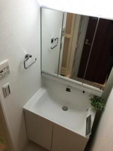 上北沢ハイネスコーポ 洗面台