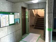 上北沢ハイネスコーポ エレベーター