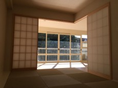 目黒コーポラス 和室