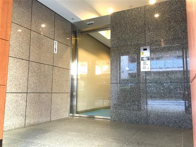 プリンスハイツ飯田橋 エントランスホール