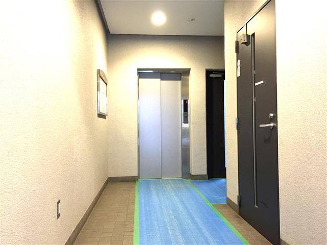 プリンスハイツ飯田橋 エレベーター