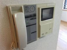 プリンスハイツ飯田橋 TVモニター対インターホン