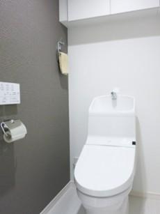 越前堀永谷マンション トイレ