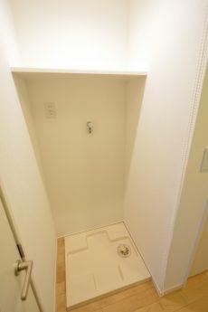 東池袋リリエンハイム 洗濯機スペース