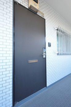 東池袋リリエンハイム 玄関