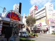 パストラルハイム西蒲田 蒲田駅周辺