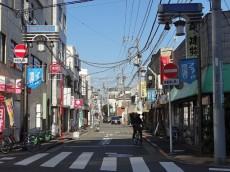 パストラルハイム西蒲田 商店街
