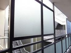 藤和ハイタウン上野 共用廊下