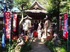 藤和ハイタウン上野 神社