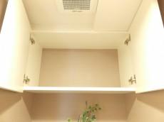 クレド茗荷谷 トイレ収納棚