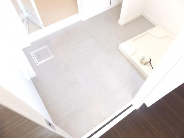 セザール学芸大学 洗面室