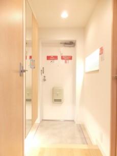 朝日江戸川橋マンション 玄関ホール