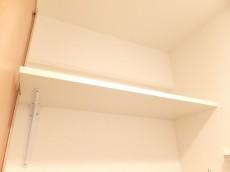 朝日江戸川橋マンション トイレの棚