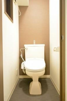 マイキャッスル田園調布 トイレ