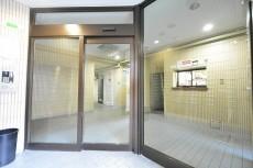 朝日プラザ北新宿 エントランス